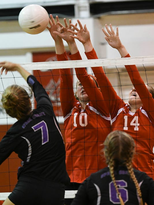 High School Volleyball: