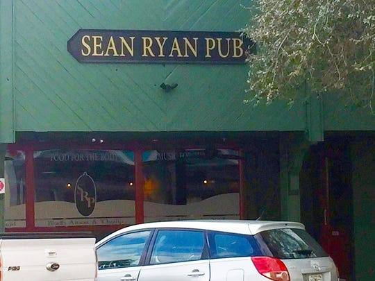 The Irish pub Sean Ryan has opened just in time for St. Patrick's Day.