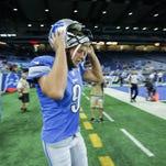 Albom: Last of big 3, Matthew Stafford labors on for Detroit Lions