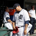 Tigers' Bruce Rondon runs to get in shape; Miguel Cabrera slims down
