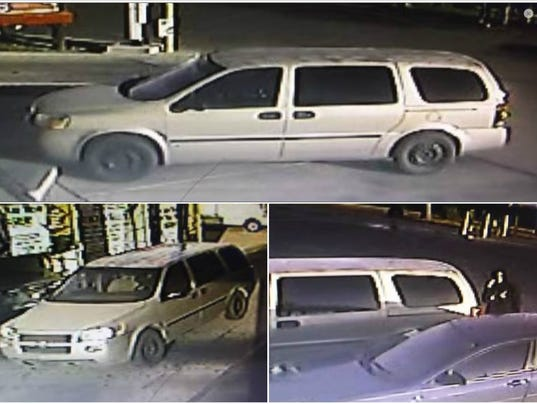 Crime stoppers seeks suspect in redbox auto burglaries for Las cruces motor vehicle division las cruces nm