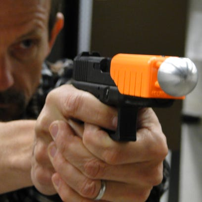 'The Alternative' is a non-lethal device being tested