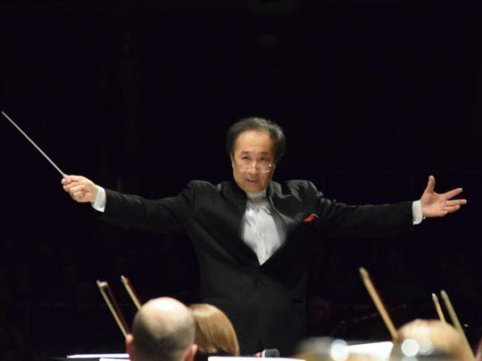 Toshiyuki Shimada, music director and conductor for the Orchestra of the Southern Finger Lakes, will lead the symphony for its final concert on the season on Saturday.