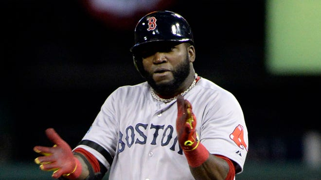 David Ortiz has been clutch in the World Series, batting .727 in four games.