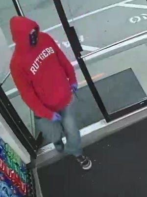 Rochester police are looking for information about this man who allegedly robbed the Nouria gas station and convenient store at knifepoint Sunday night. It was the second time in under a week the business was robbed, and is once of several recent robberies in the city.