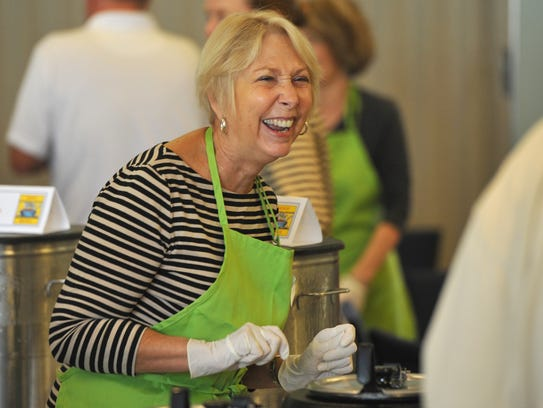 The annual Samaritan Center Soup Bowl helps to raise
