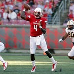 Louisville football opens spring camp this week. Here's what you should keep an eye on.