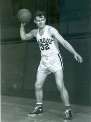 Paul Hoffman became an NBA pioneer after earning four