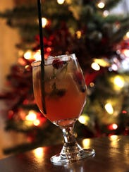 New Year's Sangria