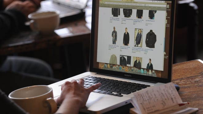 Online retail sales are expected to nearly double from 2012 to 2017.