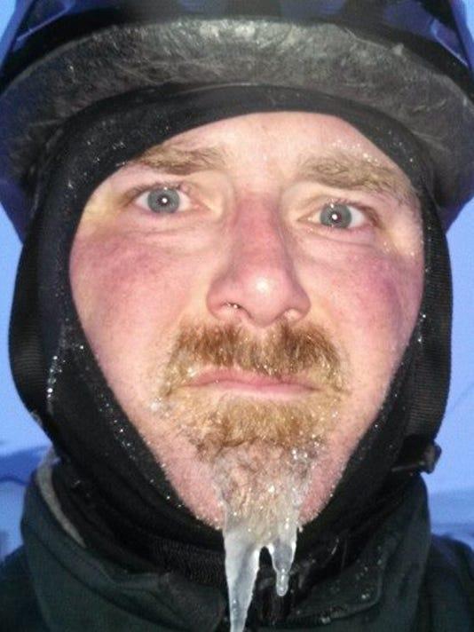 Matt Harmston during the 2013 Winter Warrior Challenge.jpg