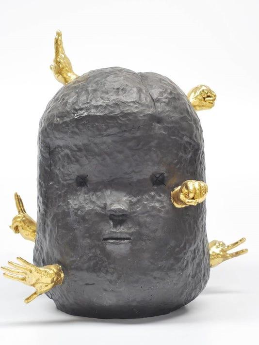 KEW 0805 May Gallery Sculpture Kensuke Yamada