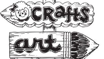 Craft Fair Sign
