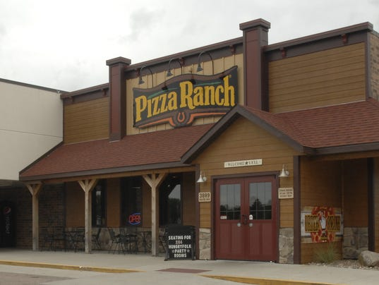 This is probably the nicest Pizza Ranch and/or bufftet that I've ever been to. First of all it's in a nice little town right off the highway so it's a great place to stop after a long (or short).