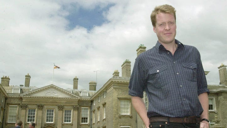 Earl Charles Spencer is opening up the home where he and Princess Diana grew up for a weekend visit by the public.