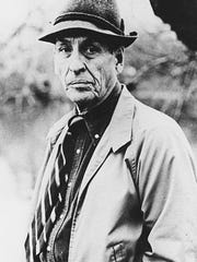 "Norman Maclean, author of ""A River Runs Through It."""