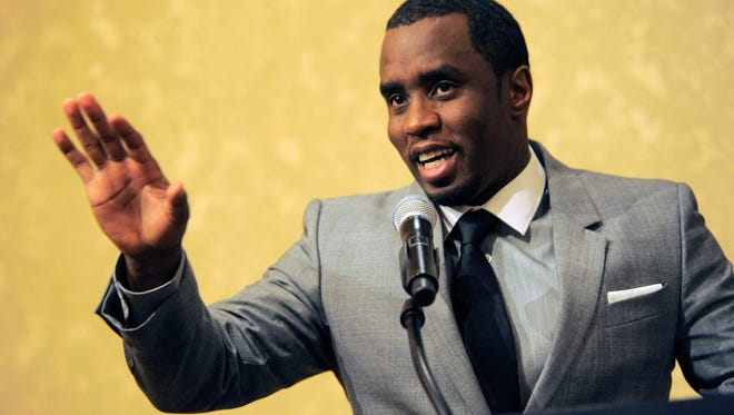 """Sean """"Diddy"""" Combs is getting into the education game."""