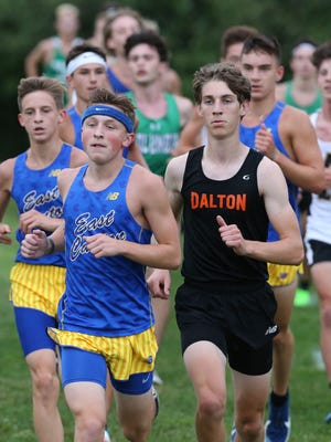 Regional and state cross country meets will be held over two days this year.