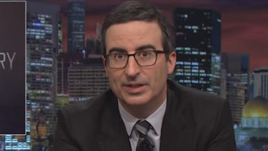 """A recent """"Last Week Tonight"""" segment focused on the hurdles ex-cons face in becoming productive citizens."""