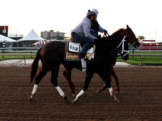 Preakness Stakes 2017: Post time, odds, horses, lineup, TV ...