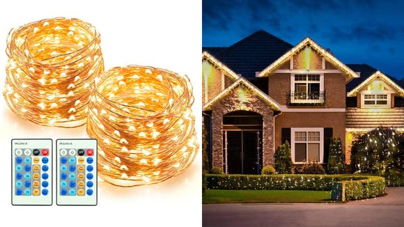 Make your home glow inside and out.