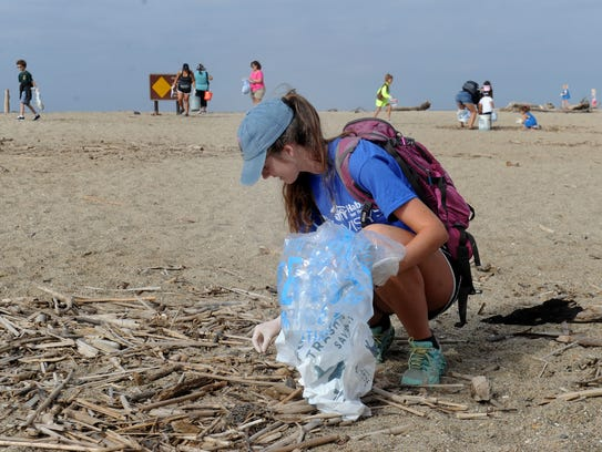 Help clean up the river and beach in Ventura on Sunday.
