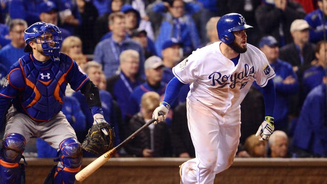 Mike Moustakas has long been considered one of the franchise cornerstones.