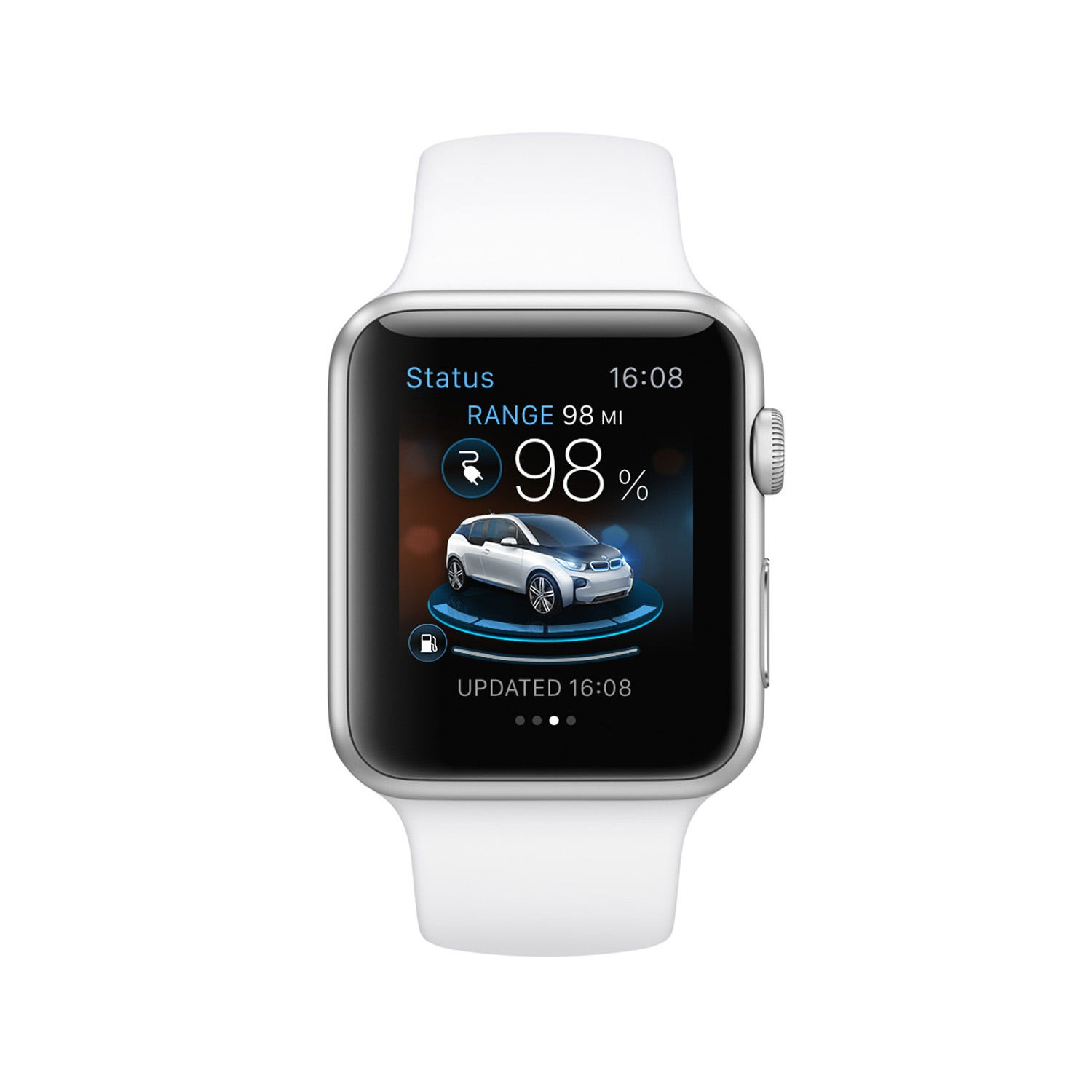 BMW, Porsche roll out Apple Watch apps for cars