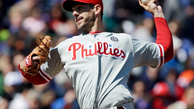 Phillies starter Cliff Lee says he's not concerned about the poor start he had on Monday night in a rehab assignment.