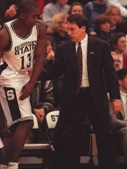When Tom Izzo took over MSU in 1995, the Spartans were