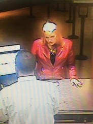 Police are seeking a woman and man who tried to sell