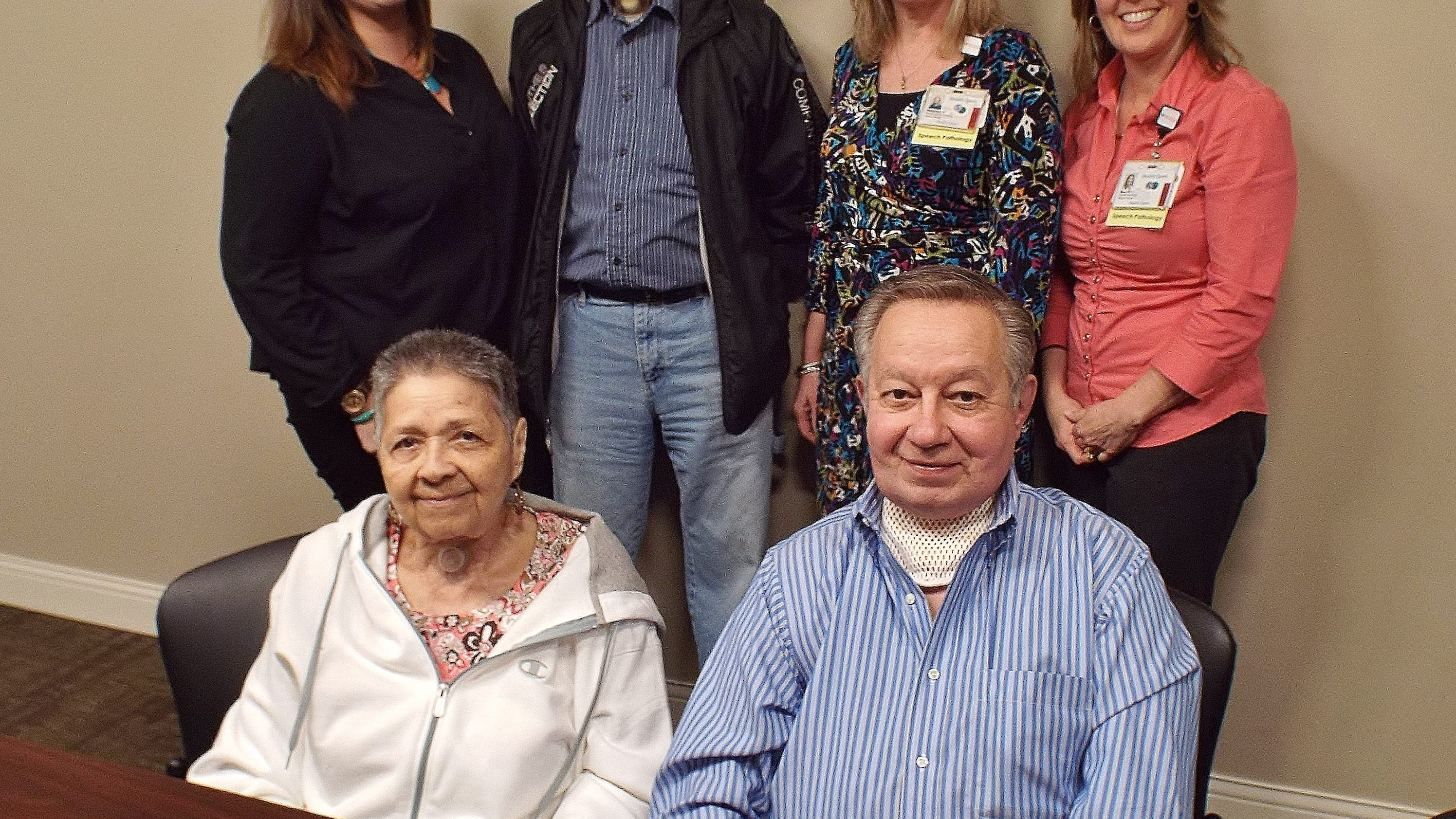 Support Group Helps 33