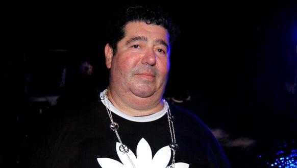 Rob Goldstone attends SIR IVAN hosts CASTLESTOCK 2009