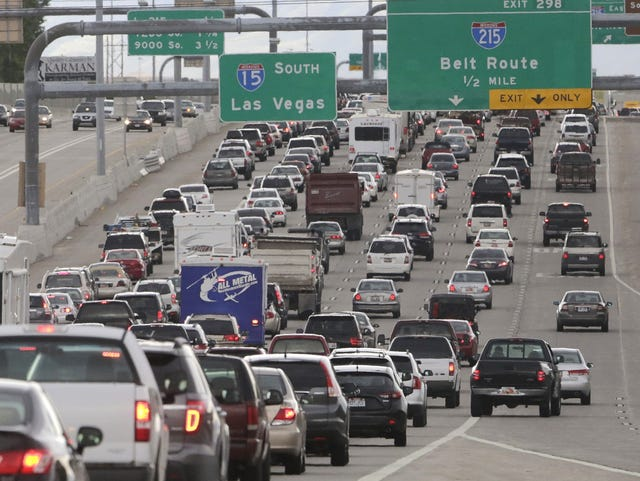 Want to beat Memorial weekend traffic? Leave yesterday