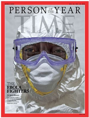 Time magazine Person of the Year, The Ebola Fighters.