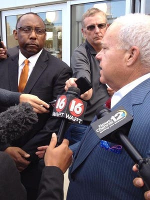 An attorney for former corrections commissioner Christopher Epps filed a motion for continuance in the federal case against Epps and Rankin County businessman Cecil McCrory on Thursday.