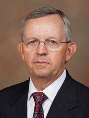 Mark Sandy was named Ball State's new athletic director on Thursday.