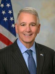 Rep. Ralph Abraham, R-Alto
