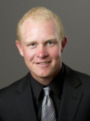 Purdue senior golfer Ben-Marvin Egel.