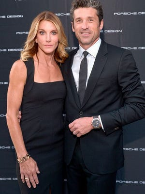 'Grey's Anatomy' star Patrick Dempsey and his wife of 15 years, Jillian Fink, are divorcing.