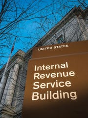 Pictured is the IRS headquarters building in Washington, D.C.