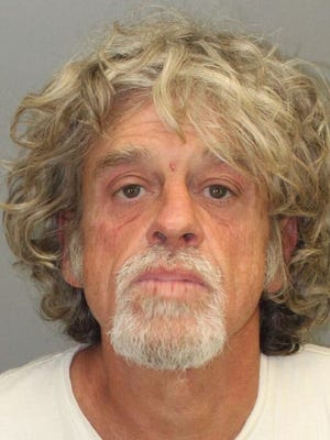 Verne Orlop was charged Wednesday with the murder of Denee Salisbury in Palm Springs.