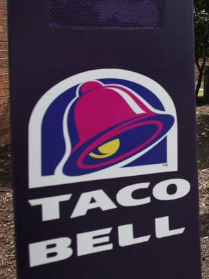 Police were called out to the South Lyon Taco Bell on Saturday following an accident report in the drive-thru line.