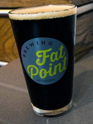 Fat Point Brewing initially named its Shamrock Stout a more incendiary Car Bomb Stout -- after a cocktail with the same flavors, owners said.