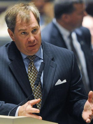 Rep. Craig Ford is a Democrat from Gadsden and the Minority Leader in the Alabama House of Representatives.