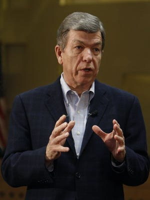 Senator Roy Blunt taps son to manage re-election campaign