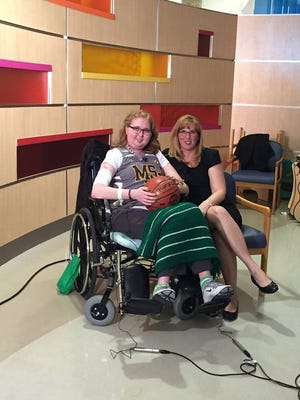 Lauren Hill will appear on 'The View' on March 20.