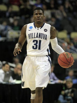 Former Villanova guard Dylan Ennis (31) is a potential fifth-year transfer on Purdue's radar.