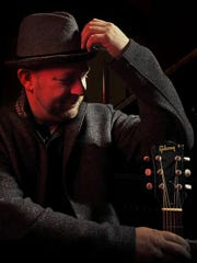 Kristian Bush of Sugarland released his debut solo