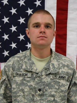 Spc. John M. Dawson